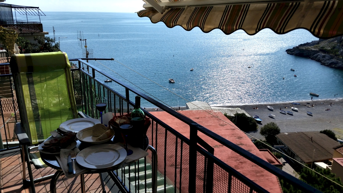 Lunch for two in the Amalfi Coast